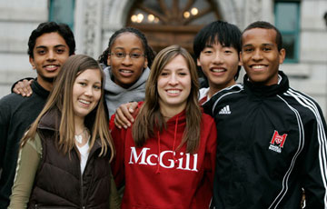 The McGill Institute for the Study of Canada
